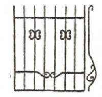 Эскизы решеток. Вариант №30
