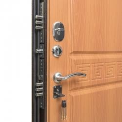 Сейф-двери Венера Миланский орех