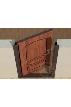 Сейф-дверь СТАНДАРТ №2