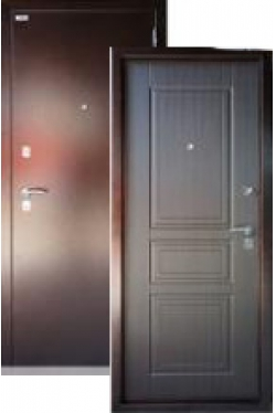 Сейф-дверь Геральд Венге
