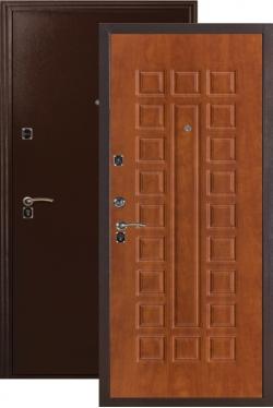 Сейф-двери ДС 181 итальянский орех