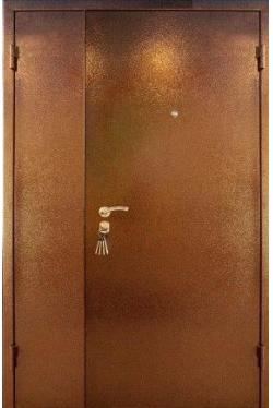 Сейф-дверь ЭКОНОМ №2 лист+лист
