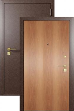 Сейф-дверь КОМФОРТ №7