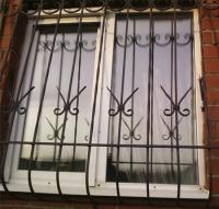 Решетки на окна. Вариант №9