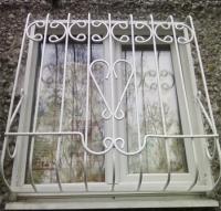 Решетки на окна. Вариант №10