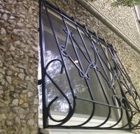 Решетки на окна. Вариант №6
