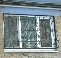 Решетки на окна. Вариант №48