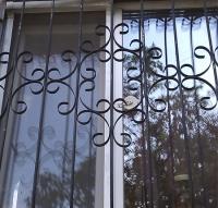 Решетки на окна. Вариант №4