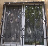 Решетки на окна. Вариант №5