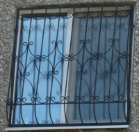 Решетки на окна. Вариант №11