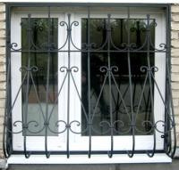 Решетки на окна. Вариант №12