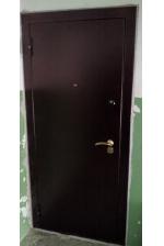 Сейф-дверь металл 2 мм