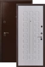 Сейф-двери ДС 181 беленый дуб