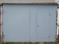 Гаражные утепленные ворота 2 мм
