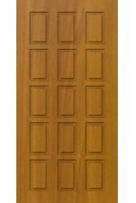 Дверь с МДФ (2270*970 мм)