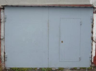Гаражные утепленные ворота 3 мм