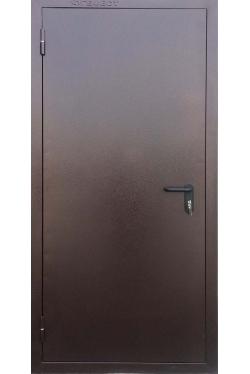 Противопожарная дверь лист 2 мм