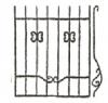 Эскизы решеток. Вариант №12
