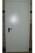 Одностворчатая противопожарная дверь